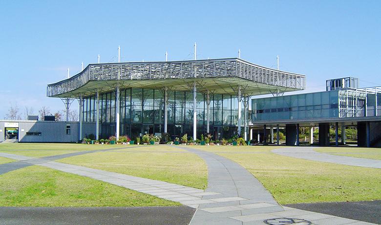 花と緑の文化館の写真