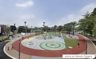 小豆沢公園(あずさわスポーツフィールド)