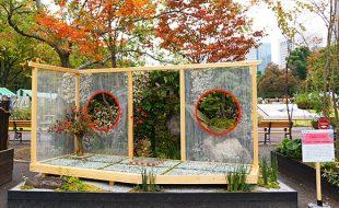 第16回日比谷公園ガーデニングショー2018 ガーデンコンテスト ガーデン部門「J Style's Fusion」