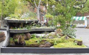 第17回日比谷公園ガーデニングショー2019 ガーデンコンテスト ガーデン部門 「千変万『華』」
