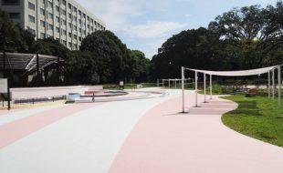 駒沢オリンピック公園 じゃぶじゃぶ池