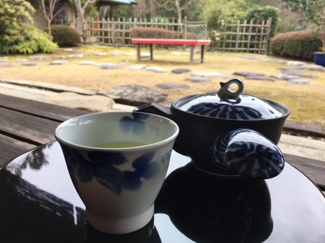 滋賀県応援プログラム「煎茶の楽しみ方教室」