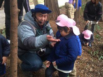 主催イベント:しまっち先生の親子で自然と遊ぼ!の画像