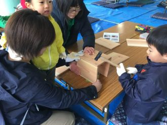 主催イベント:家庭の日応援プロジェクト3月 ~木工工作をしよう!~の画像