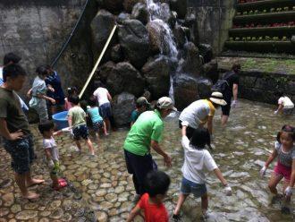 主催イベント:家庭の日応援プロジェクト7月~小川であそぼう!!~は、中止といたします。の画像