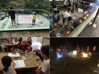主催イベント:家族でキャンプ(テント泊)の画像